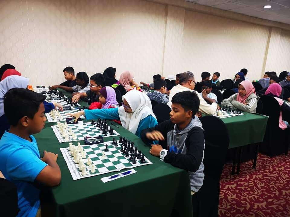 The future of chess in Langkawi are in good hands