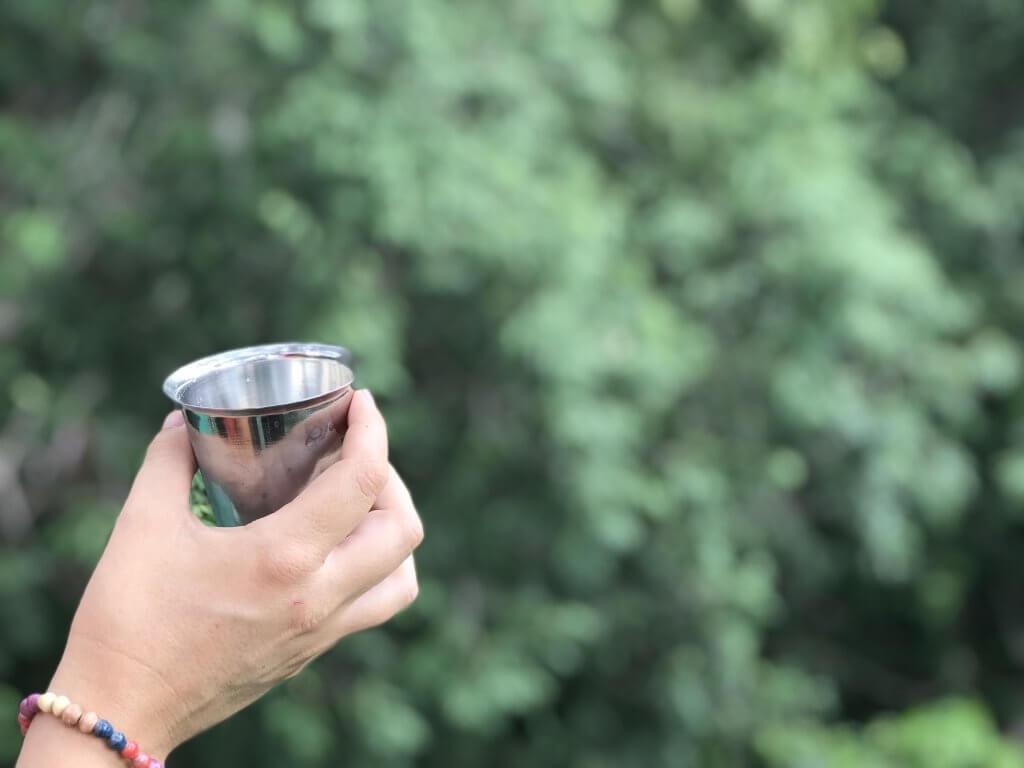 Umgawa Langkawi Eco Zipline Adventure reusable tin cups