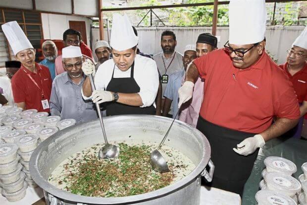 Bubur Lambuk Malaysia